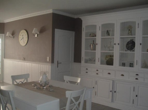 Voila mon id e de peinture pour ma salle a manger - Idee peinture salle a manger ...