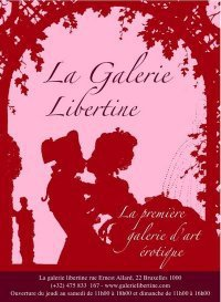 � la galerie Libertine, Art on paper, Hotel White, Bruxelles
