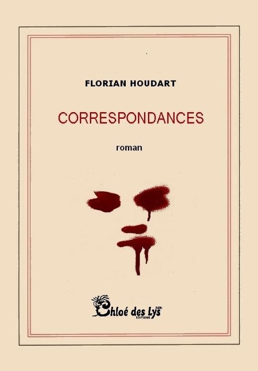 Sortie de Correspondances, mon troisième roman