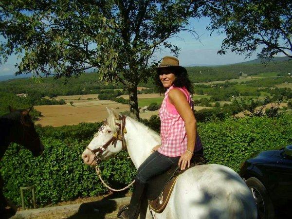 Mes vacances chez ma   cigale   !!