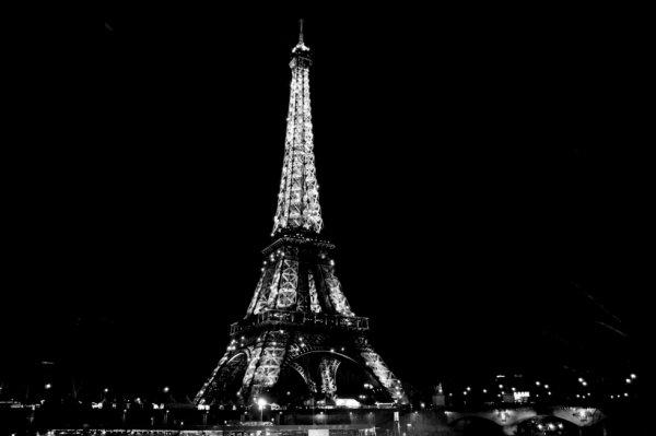 Tour Eiffel. Paris.