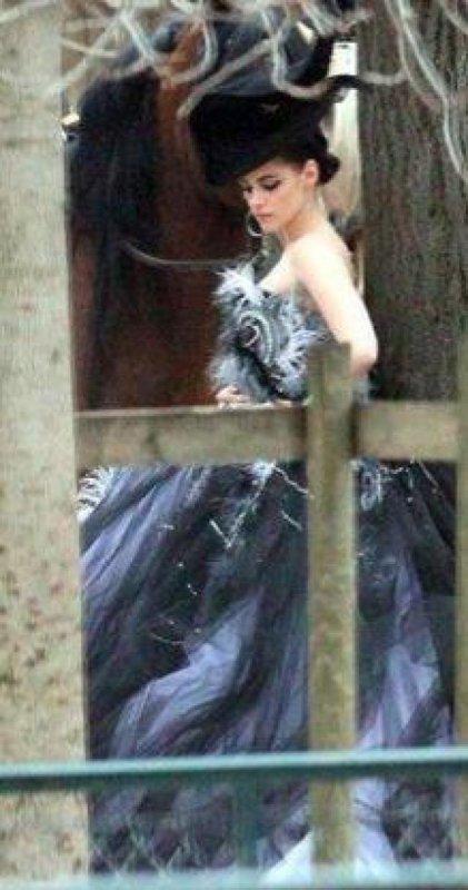 Kristen Stewart shooting Vanity Fair à Paris