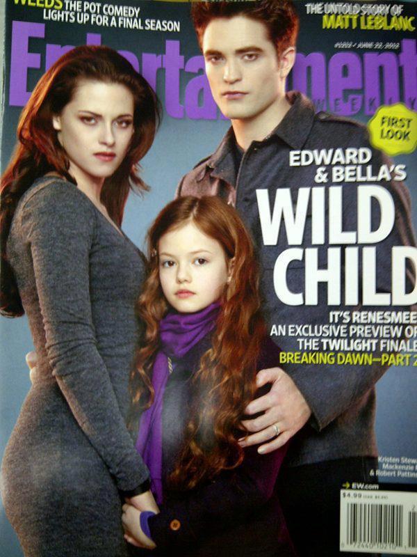 Twilight 5 : 8 nouvelles images