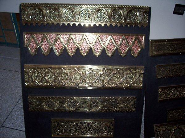 Des surfa e de table de salon marocain en bronse et aussi - Table de salon marocain ...