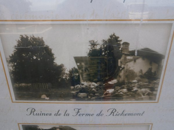 Balade au m�morial de Richemont