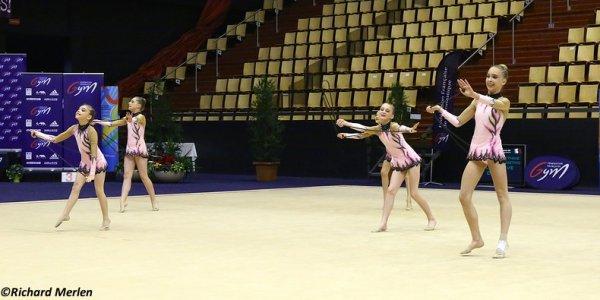 2640 - Championnat de France Ensembles Clermont-Ferrand 2016 - Ensembles 13 ans et moins: Villeneuve d'Ascq, 9�me