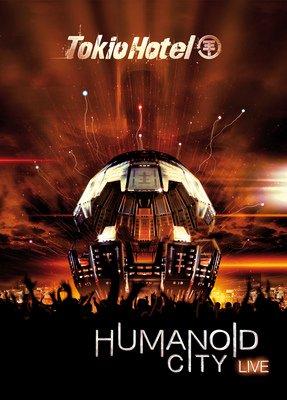 "( 1148 )   "" Humanoid City Live "" sortie en France aujourd'hui !!"