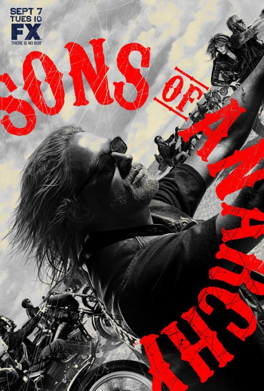 SONS OF ANARCHY Saison 3 COMPLETE (vostfr)