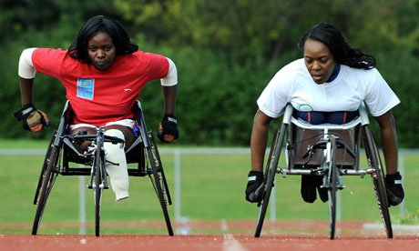 AFFAIRE ATHLETE NA BISO DEDELINE YA PARALYMPIC