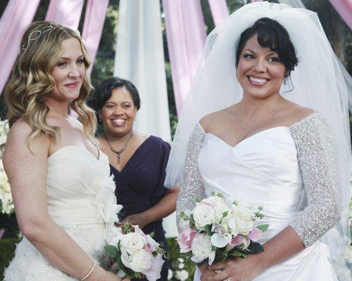Grey's Anatomy - Callie & Arizona