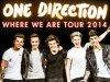 Allez-vous au Where We Are Tour ?