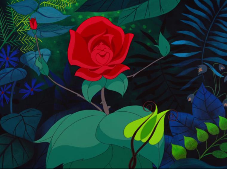 png les fleurs alice au pays des merveilles hd 1021 de