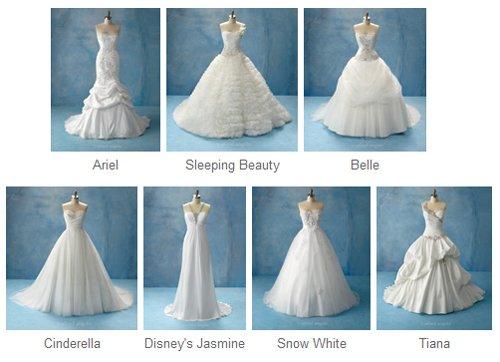 ~Disney fairytale weddings~
