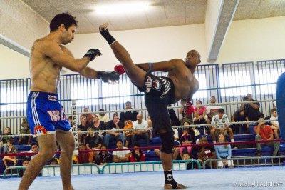 21 MAI 2011 - COMBATS DE MMA et MUAYTHA� de la TEAM NBC en CALEDONIE