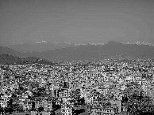 Kathmandou Valley
