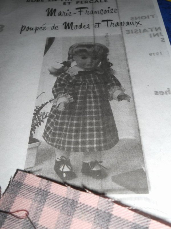 1979 octobre / robe