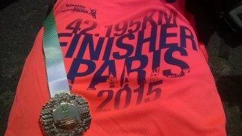 Marathon de Paris 2015 - Edition du 12/04/2015
