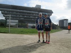 Urban trail de Cergy (95) - Edition du 10/05/2015