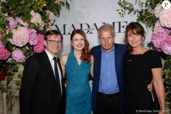 Soir�e Anniversaire 30 ans Air France Madame au Ritz � Paris, France le 28 juin 2016