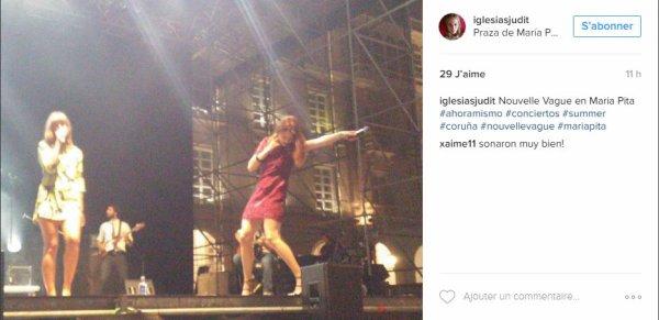 concert en Espagne le 12 ao�t 2016