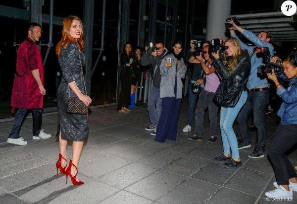fashion week pret a porter printemps �t� 2017 a paris 27 septembre 2016