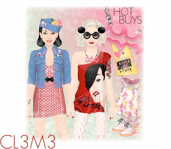 Hot Buys de Mai 2012