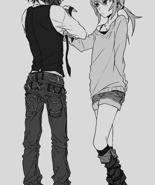 Articles de sunshine piix manga tagg s noir et blanc - Manga couple triste ...