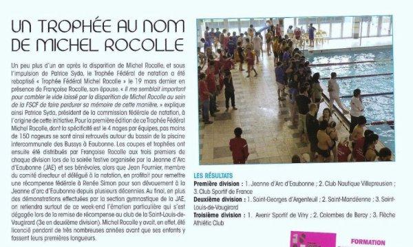 Dans le journal des jeunes mai 2011 on parle de la JAE-gym donc ci-joint l'article.