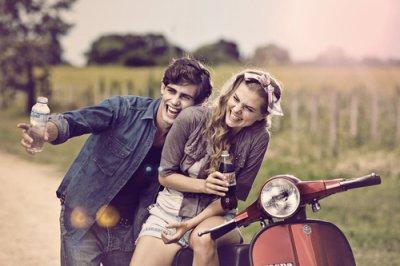 L'amour est une chose invisible que l'on peut voir.
