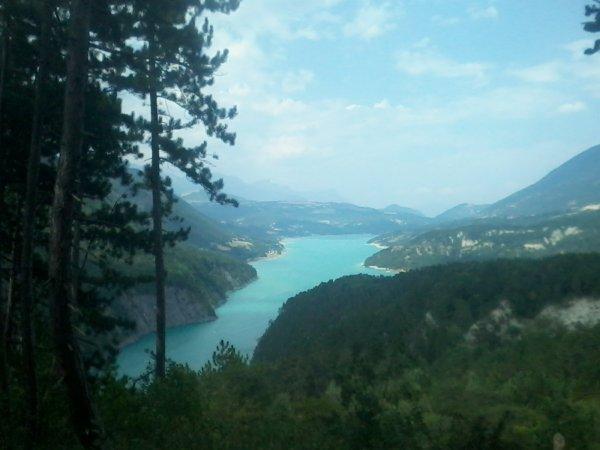 Trail des Passerelles de Monteynard – 19 juillet 2015