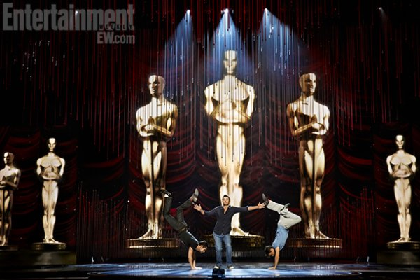 The Oscars - Inside the Rehearsals