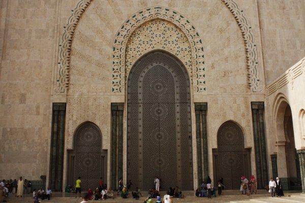 La mosqu e hassan ii de casablanca maroc photos d for Mosquee hassan 2 interieur