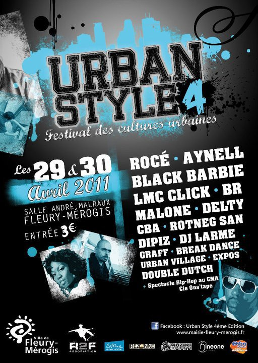 Concert Urban style