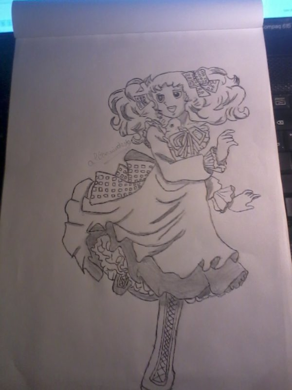dessin candy