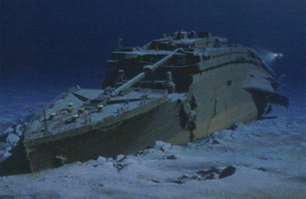 Epave titanic le titanic en 1912 for Titanic epave interieur