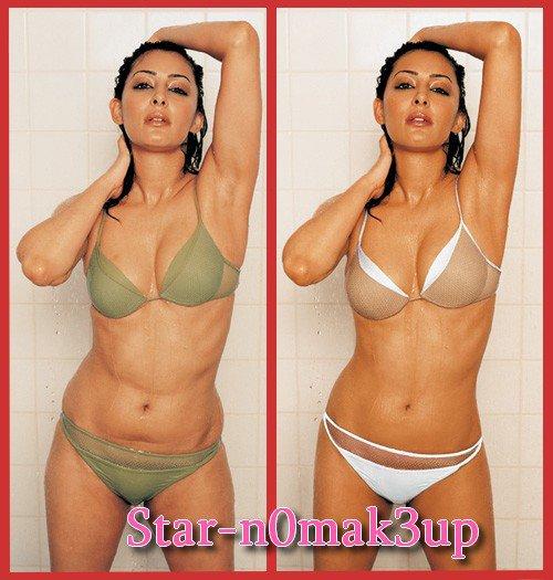 star under photo in us visa DZ