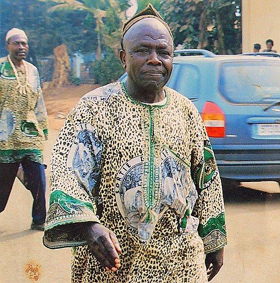 N�crologie : Le chef sup�rieur Foto perd son Secr�taire particulier