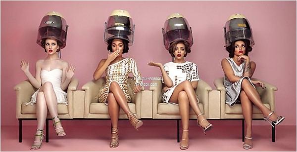 * D�couvrez un nouveau photoshoot des Little Mix pour le magazine � You Magazine �    *