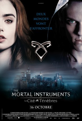 The mortals instruments : La cit� des t�n�bres