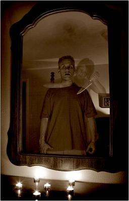 La l gende de bloody mary le paranormal for Dans un miroir obscur