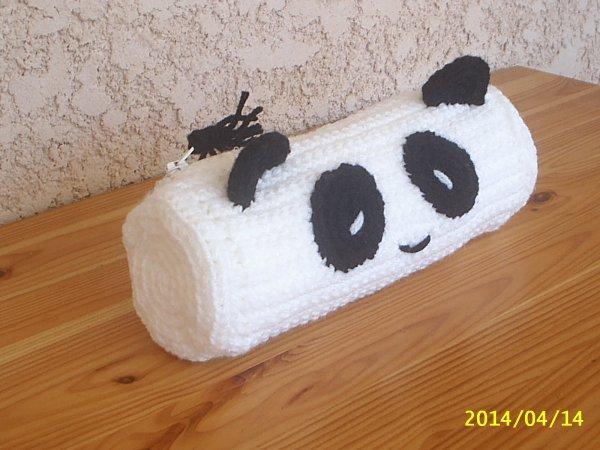 Amigurumi Panda Roux : Articles de KawaiiTouchPeluches tagges