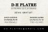 DH-Platre