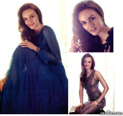 News : Leighton fait la couverture de Vogue Chine & Kelly est de sortie !