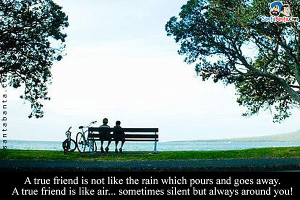 Best definition of friendship
