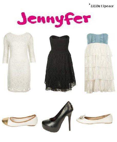 Robe de soirée de la Marque Jennyfer