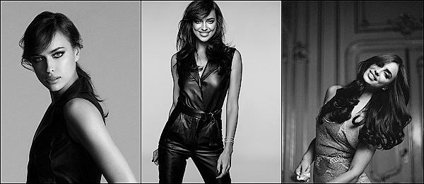 .  ●● L'OREAL PARIS  ●●       .             Irina Shayk fait d�sormais partie de la grande famille qu'est celle des ambassadrices de L'Or�al Paris !      .