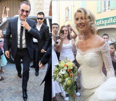 Mariage de alexandra lamy et jean dujardin blog de for Jean dujardin jules dujardin