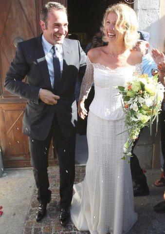 Mariage de alexandra lamy et jean dujardin blog de for Alexandra et jean