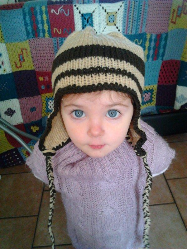 bonnet mod le chapka enfant blog de bebetricot59200. Black Bedroom Furniture Sets. Home Design Ideas