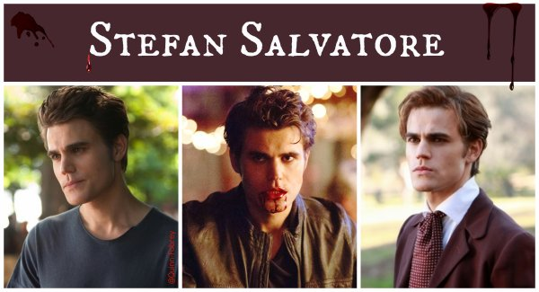 Choose One #2 : Salvatore Brothers